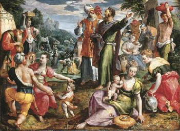 Marten de Vos (Antwerp 1532-1603)