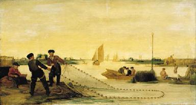 Arent Arentsz., called Cabel (Amsterdam c. 1586-1635)
