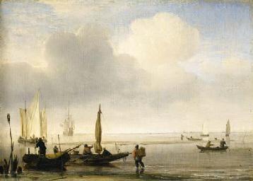 William van de Velde II (Leiden 1633-1707 London)