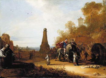 Bartholomeus Breenbergh (Deventer 1598-1657 Amsterdam)