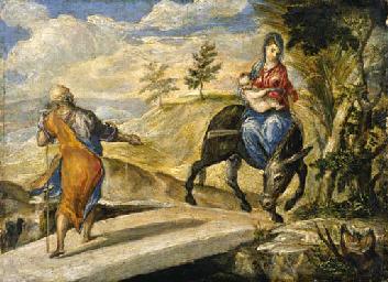 Dom'nikos Theotok¢poulos, El Greco (Crete c.1541-1614 Toledo)