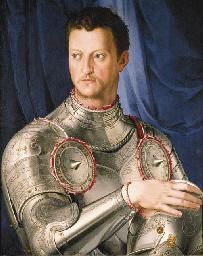 Studio of Agnolo Bronzino (Agniolo di Cosimo di Mariano Tori) (Florence 1503-1572)