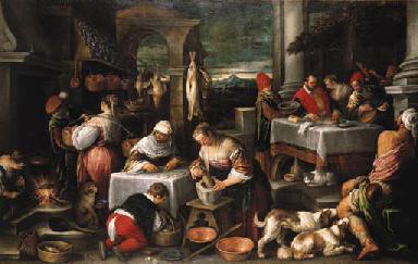 Gerolamo Bassano (Bassano del Grappa 1566-1621 Venice)