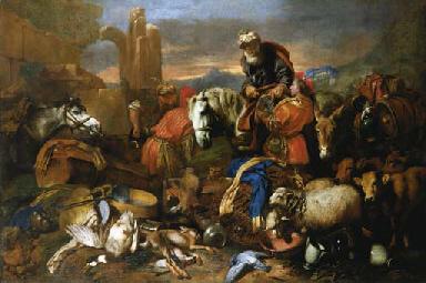 Giovanni Benedetto Castiglione, il Grechetto (Genoa 1616-1670 Mantua)