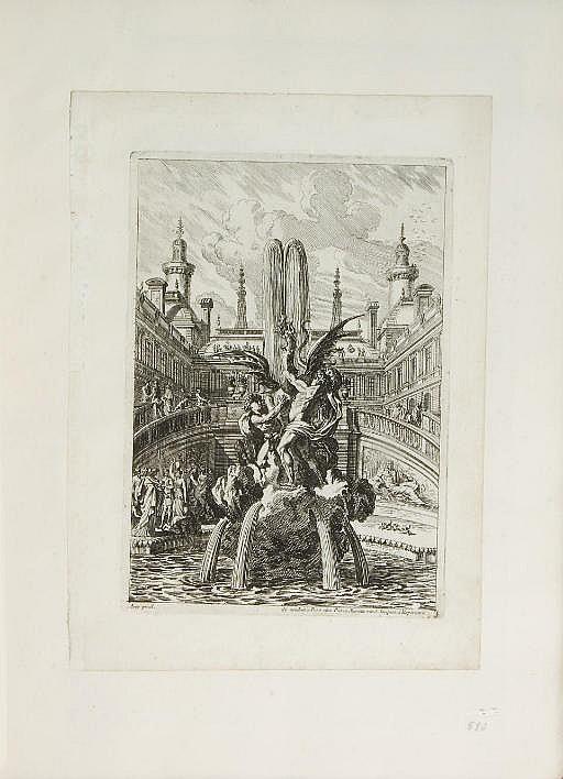 LE PAUTRE, Jean (1618-1682). [ Oeuvres ]. S.l.n.d.