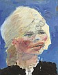 Basil Blackshaw, H.R.H.A. (b. 1932) , Basil Blackshaw, Click for value