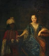 ENTOURAGE DE JEAN-FRANCOIS DE TROY (1679-1752)