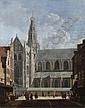 Gerrit Berckheyde (Haarlem 1638-1698), Gerrit Adriaensz. Berckheyde, Click for value
