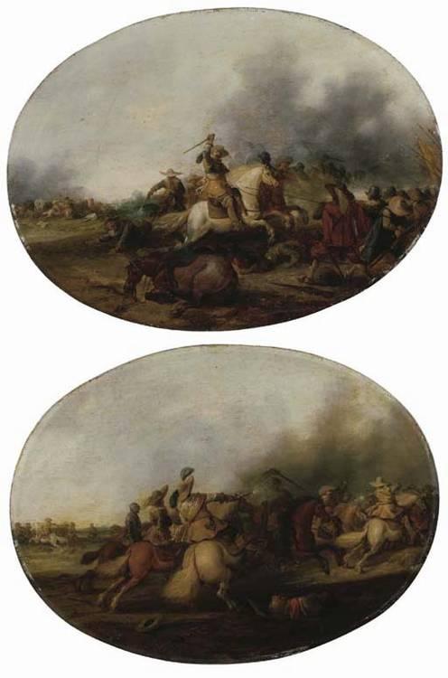Palamedes Palamedesz., called Stevers (London 1607-1638 Delft)