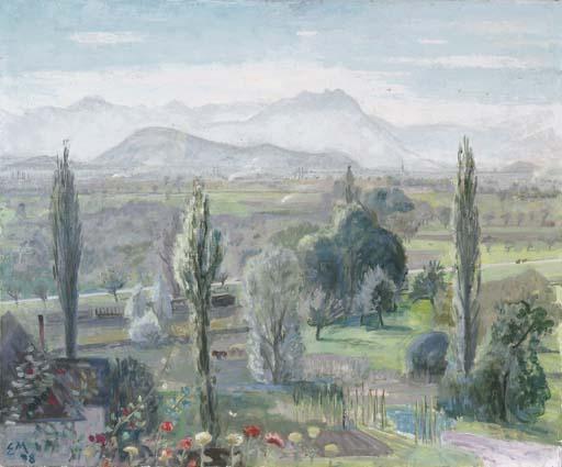 <B>ERNST MORGENTHALER (1887-1962)</B>
