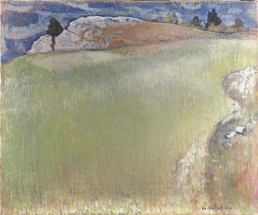 <B>EDOUARD VALLET (1876-1929)</B>