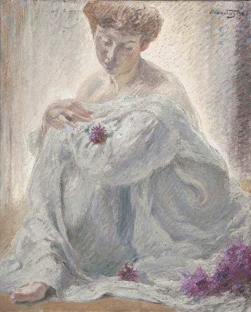 <B>OTTO VAUTIER (1863-1919)</B>