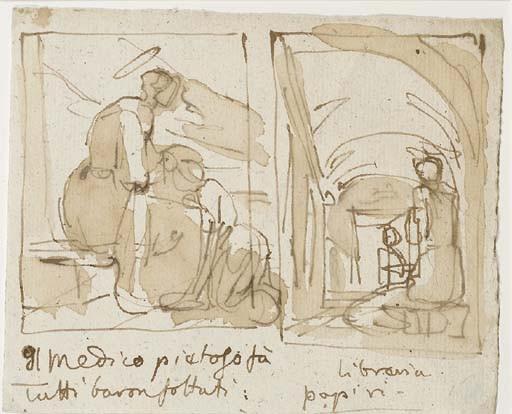 Fortunato Duranti (Montefortino, Ascoli Piceno 1787-1863 Servigliano, Ascoli Piceno)