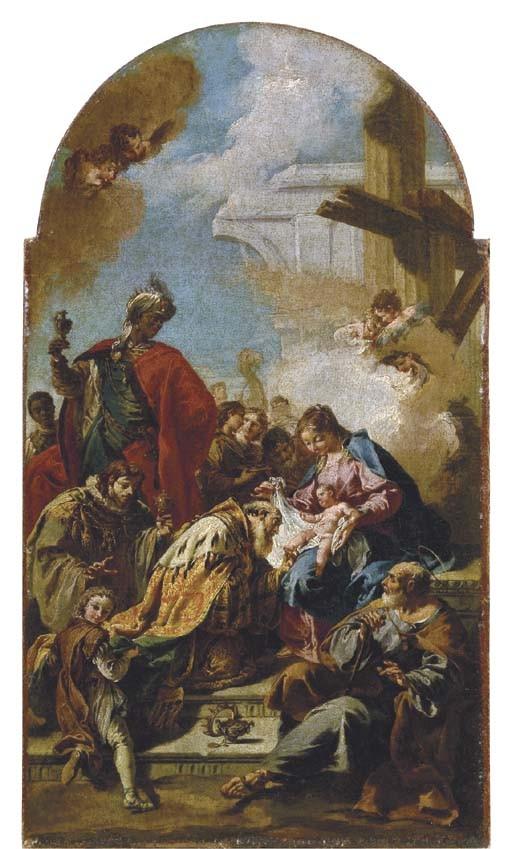 Giambattista Pittoni (Venezia 1687-1767)
