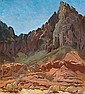 Zion Rock, Ralph William Holmes, Click for value