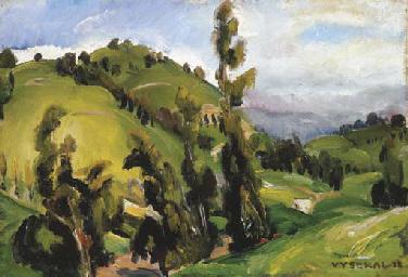 Edouard Vysekal (1890-1939)