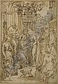 La Visitation, Joannes Stradanus, Click for value