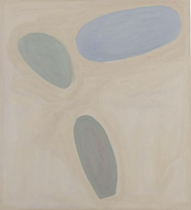 Raoul De Keyser (b. 1930)