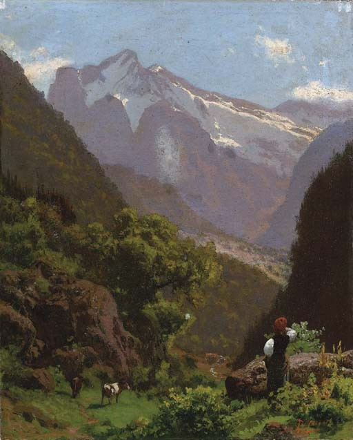 Pietro Senno (Italia 1831-1905)