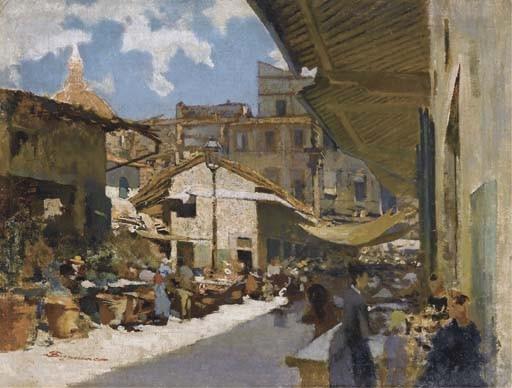 Telemaco Signorini (Italia 1835-1901)