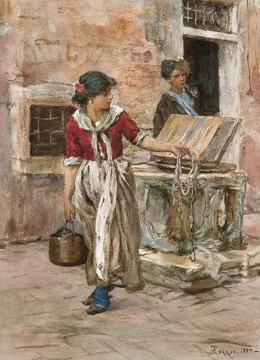 Alessandro Zezzos (Italia 1848-1913)