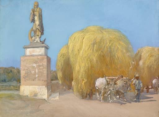 Giulio Aristide Sartorio (Italia 1860-1932)