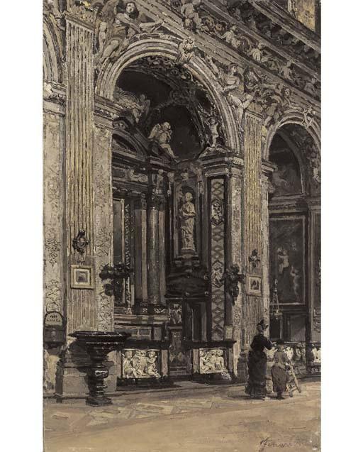 Arturo Ferrari (Italia 1861-1932)