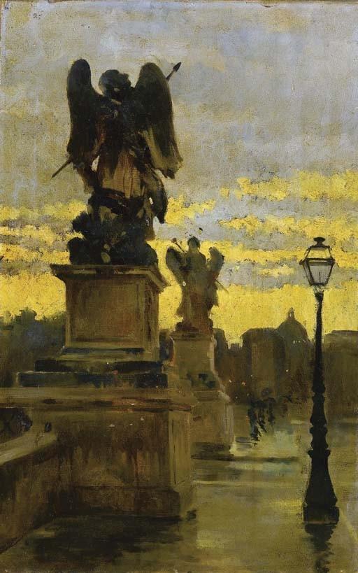 Attribuito a Vittorio Grassi (Italia 1878-1958)