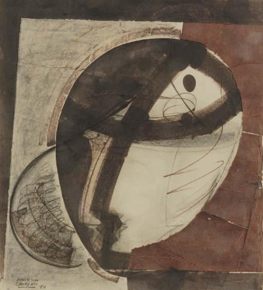 Martin Chirino (Spanish, b. 1925)