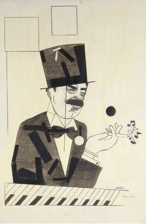 Richard Marshall Merkin (b. 1938)
