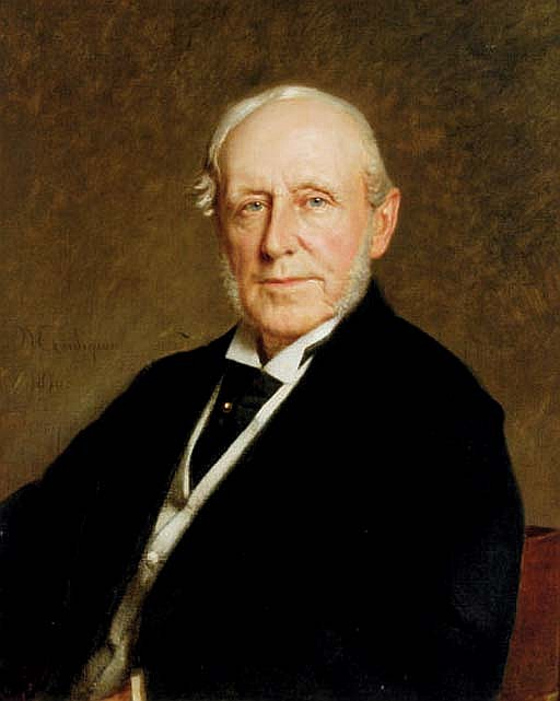 Portrait of Henry Pratt McKean; and a companion portrait of his wife Phebe Elizabeth Warren
