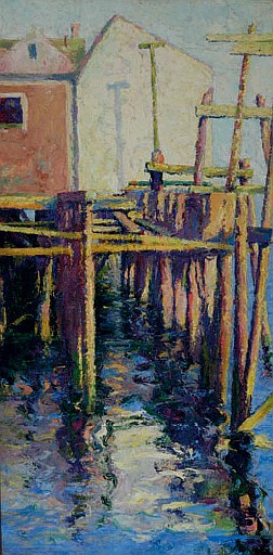 Old Wharf, Provincetown