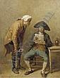 Jean-Baptiste Madou (Belgian, 1796-1877), Jean-Baptiste Madou, Click for value