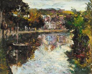 Alexander Jamieson, R.O.I. (1873-1937)