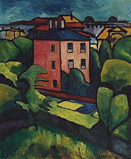 Alexander Kanoldt (1881-1939)