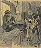 Theophile Steinlen (1859-1923) , Theophile Alexandre Steinlen, Click for value