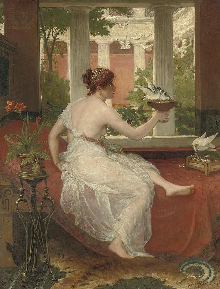Joseph Stallaert (1825-1903)
