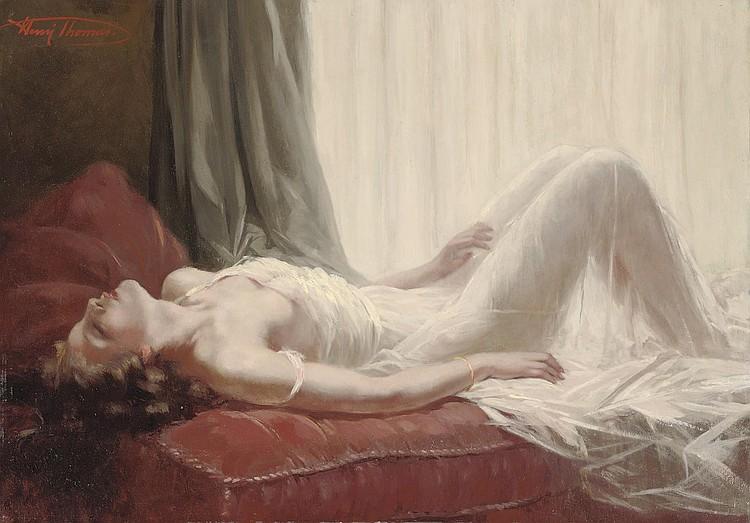Henri Joseph Thomas (1878-1972)