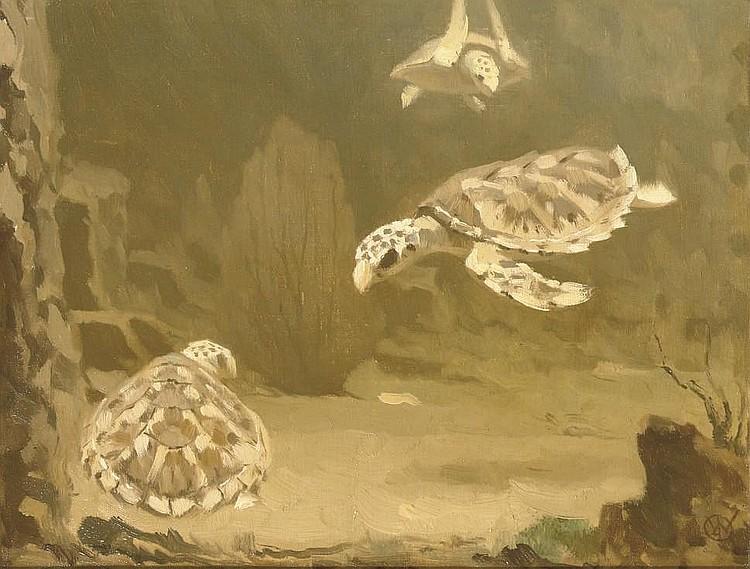 Gerrit Willem Dijsselhof (1866-1924)