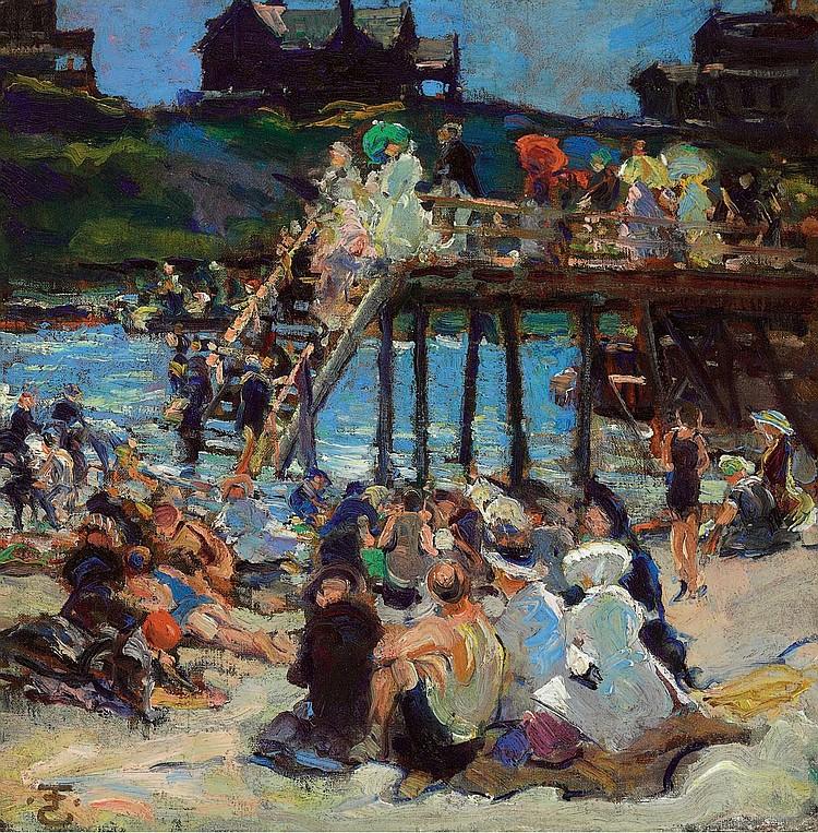 Eben Comins (1875-1949)