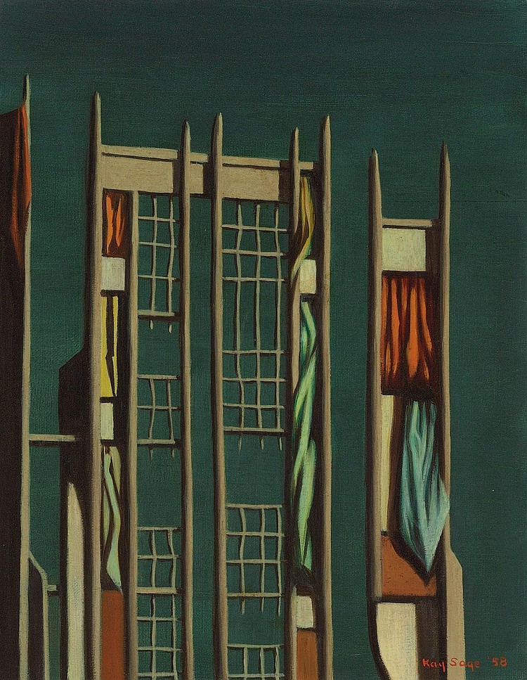 Kay Sage Artwork For Sale At Online Auction Kay Sage