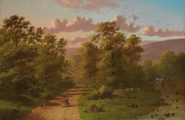 Johann Mongels Culverhouse (1820-1895)