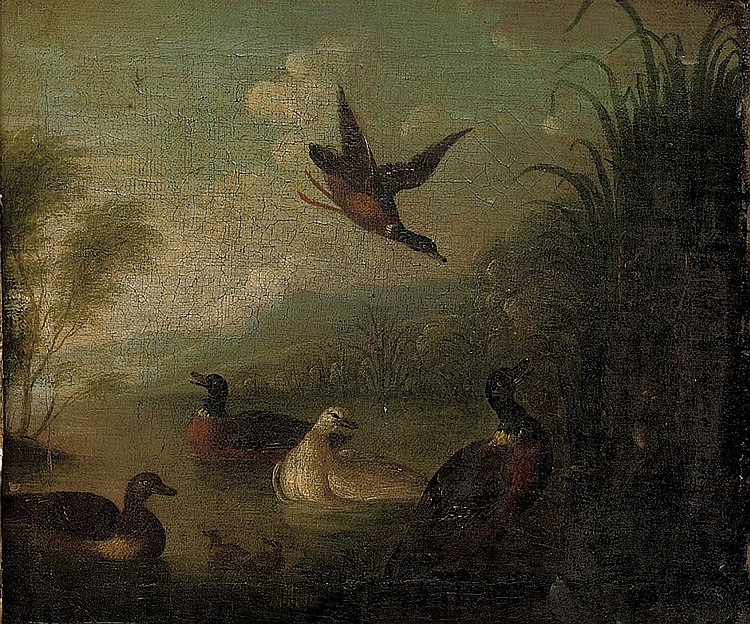 Attributed to Marmaduke Craddock (Somerset c.1660-c.1717 London)