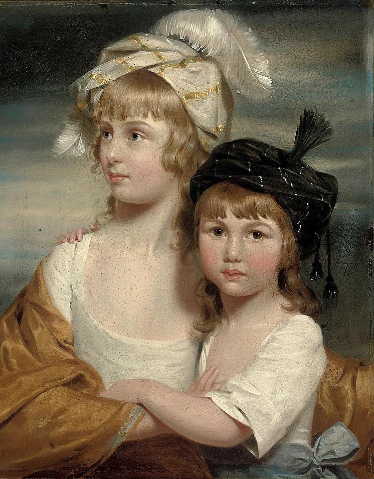 John Downman (nr. Ruabon, Denbighshire 1750-1824 Wrexham)