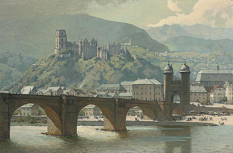 Erich Kips (GERMAN, 1869-circa 1945)
