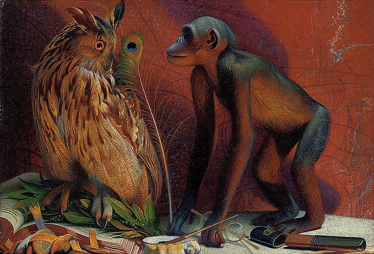 Richard Müller (AUSTRIAN, 1874-1954)