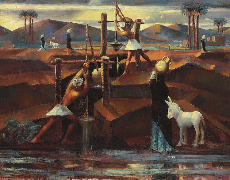 Mahmoud Said (Egyptian, 1897 - 1964)