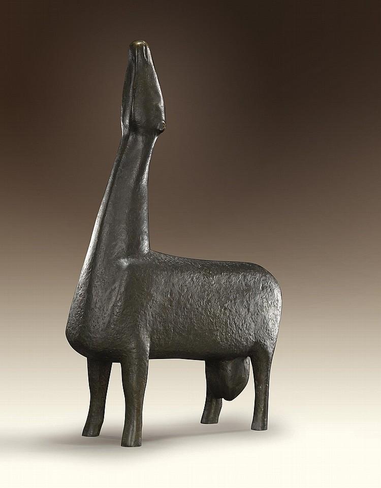Adam Henein (Egyptian, b. 1929)
