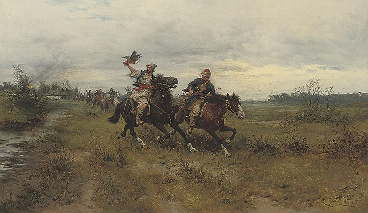 Ludwig Gedlek (Cracow 1847-1904)