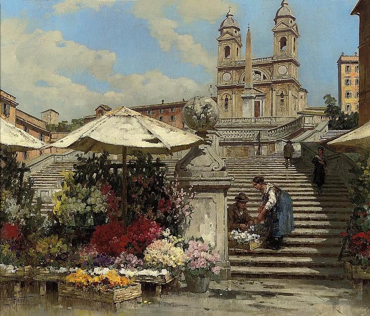 Filippo Anivitti (Rome 1876-1955)